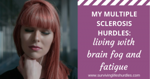 brain fog and fatigue