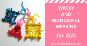 wacky and wonderful weaving