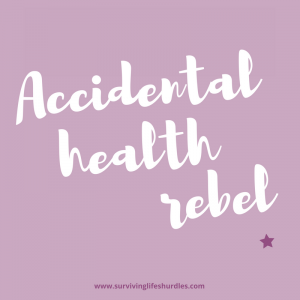 Accidental health rebel