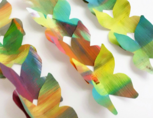 easy diy crafts decorative paper butterflies