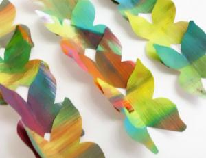 easy diy crafts decorative paper butterflies