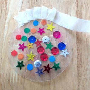 easy diy craft, fun and fancy rosette