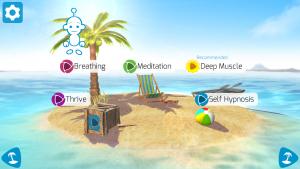 thrive feel stress free app
