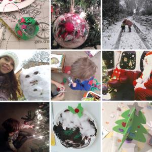 December make memories challenge