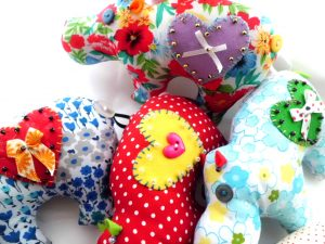 behind the illness, art and crafts sewing